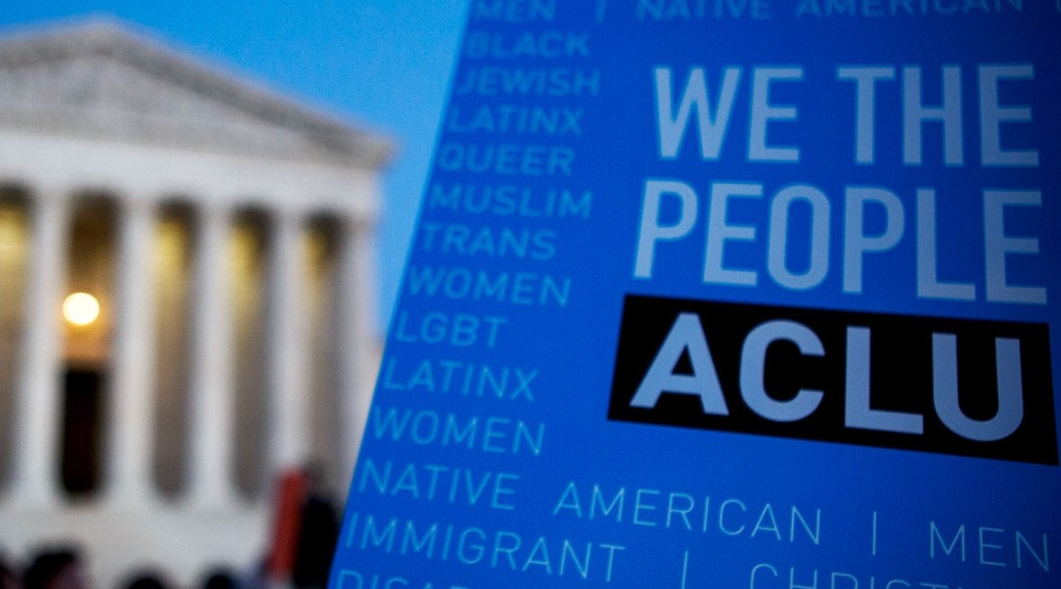 We the people courtesy ACLU