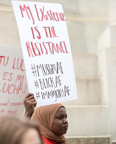 Photo courtesy Elaine Cromie/ACLU