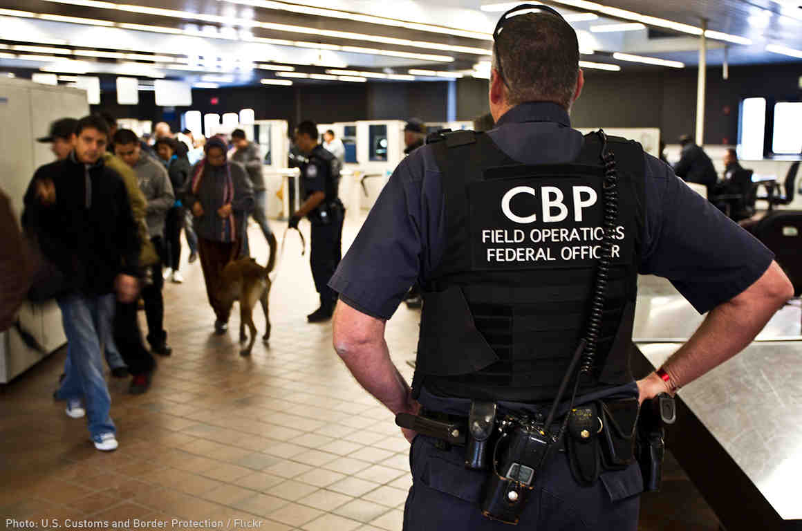 CBP officer