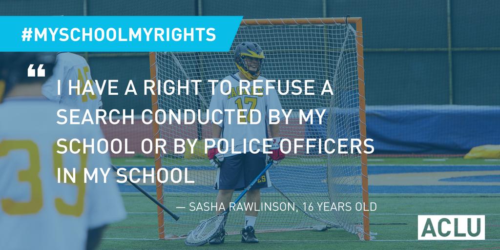 Reasonable Suspicion School Searches Know Your Rights: Sear...