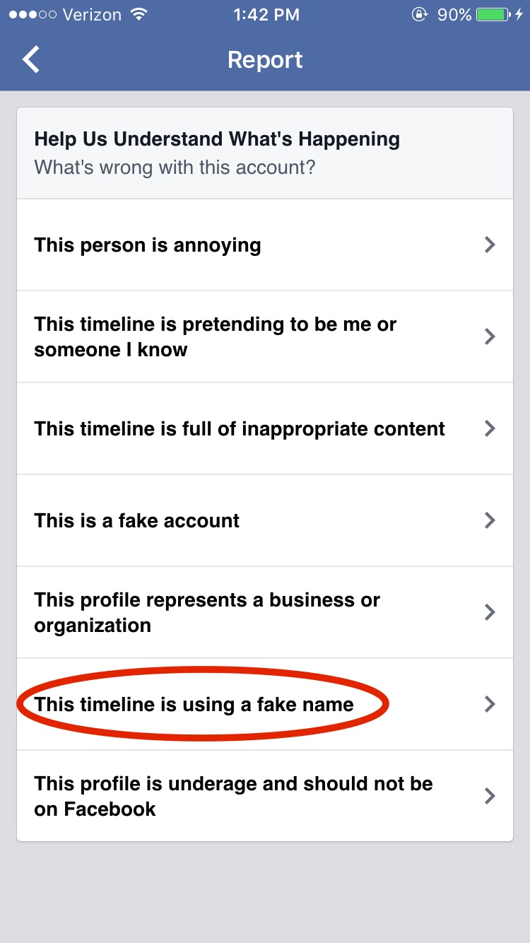 Facebook, It's Time to Fix Your Real Names Policy