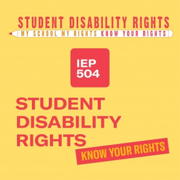 Student Disability Rights