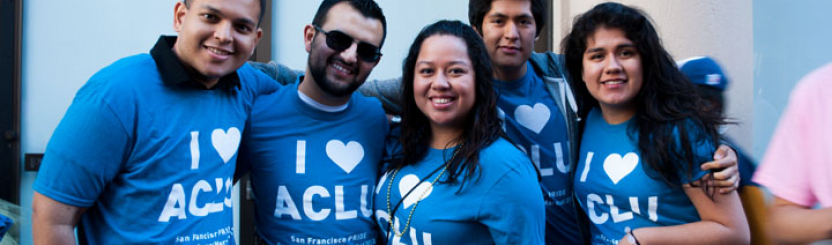 Get Involved with the ACLU