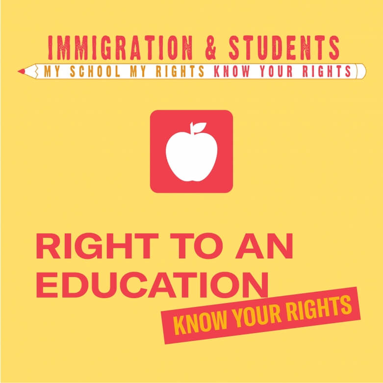 Immigration & Students Right to an Education