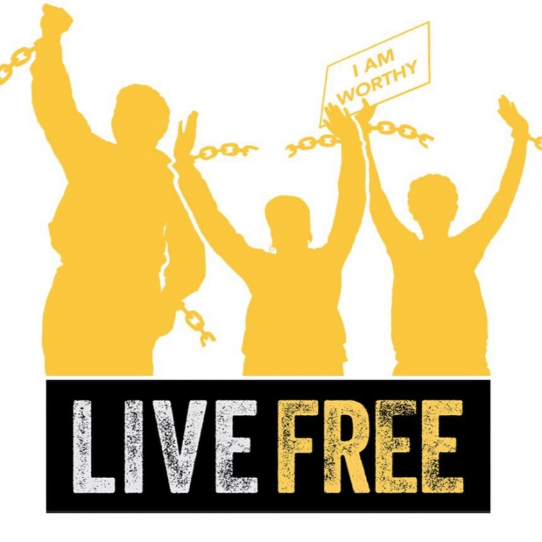 Live Free logo for Faith in the Valley in Fresno