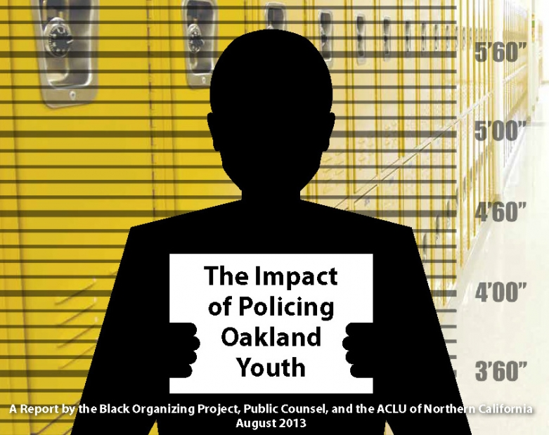 policing oakland youth report