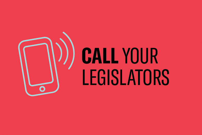 Call your legislators