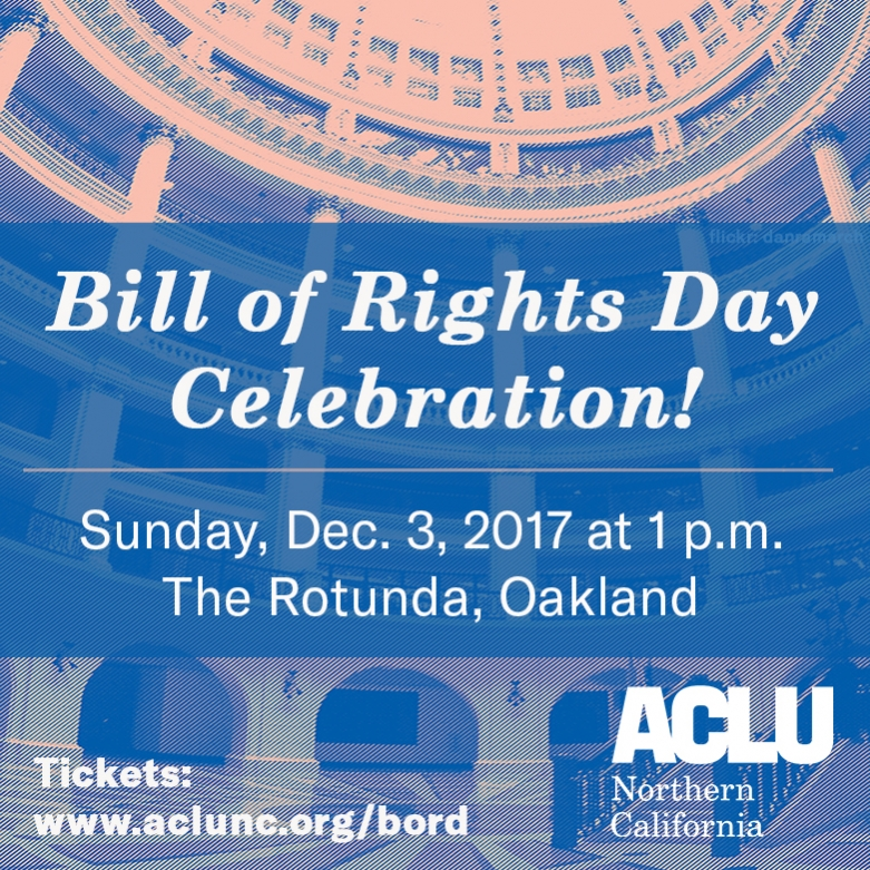 Bill of Rights Day 2017