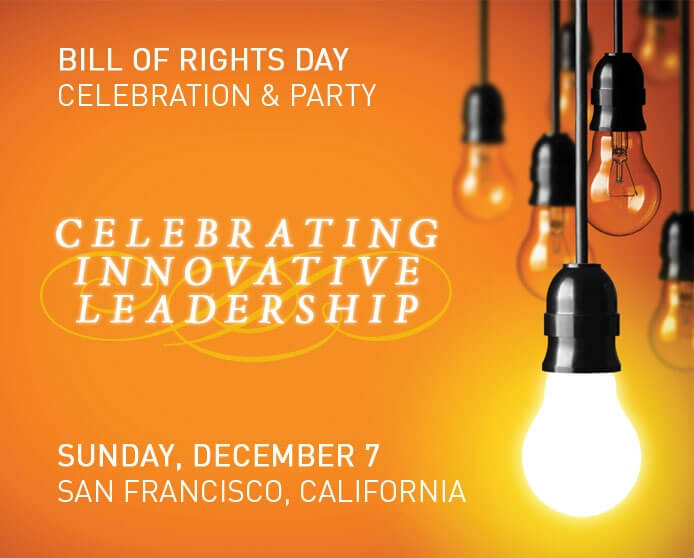 Bill of Rights Day Celebration & Party 2014