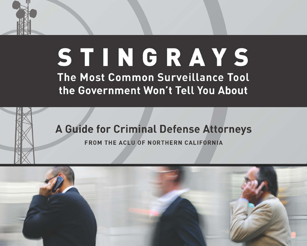 Stingrays: The most common surveillance tool the government won't tell you about