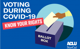 Voting Rights during COVID-19