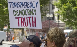 Transparency, Democracy, Truth