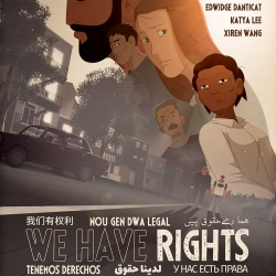 We have rights poster