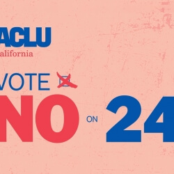 No on Prop 24