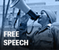 ACLU Issue: Free Speech