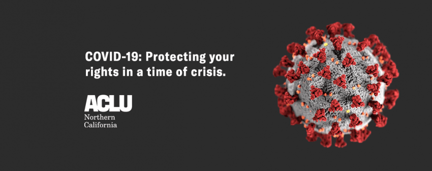 Protecting yours rights in a time of crisis